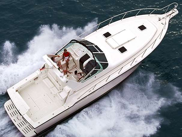 Tiara 4300 Open 43' 1999 Tiara 4300 Open Tiara Provided Image - sistership