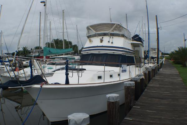 Gulfstar 44 Motor Yacht Gulfstar 44