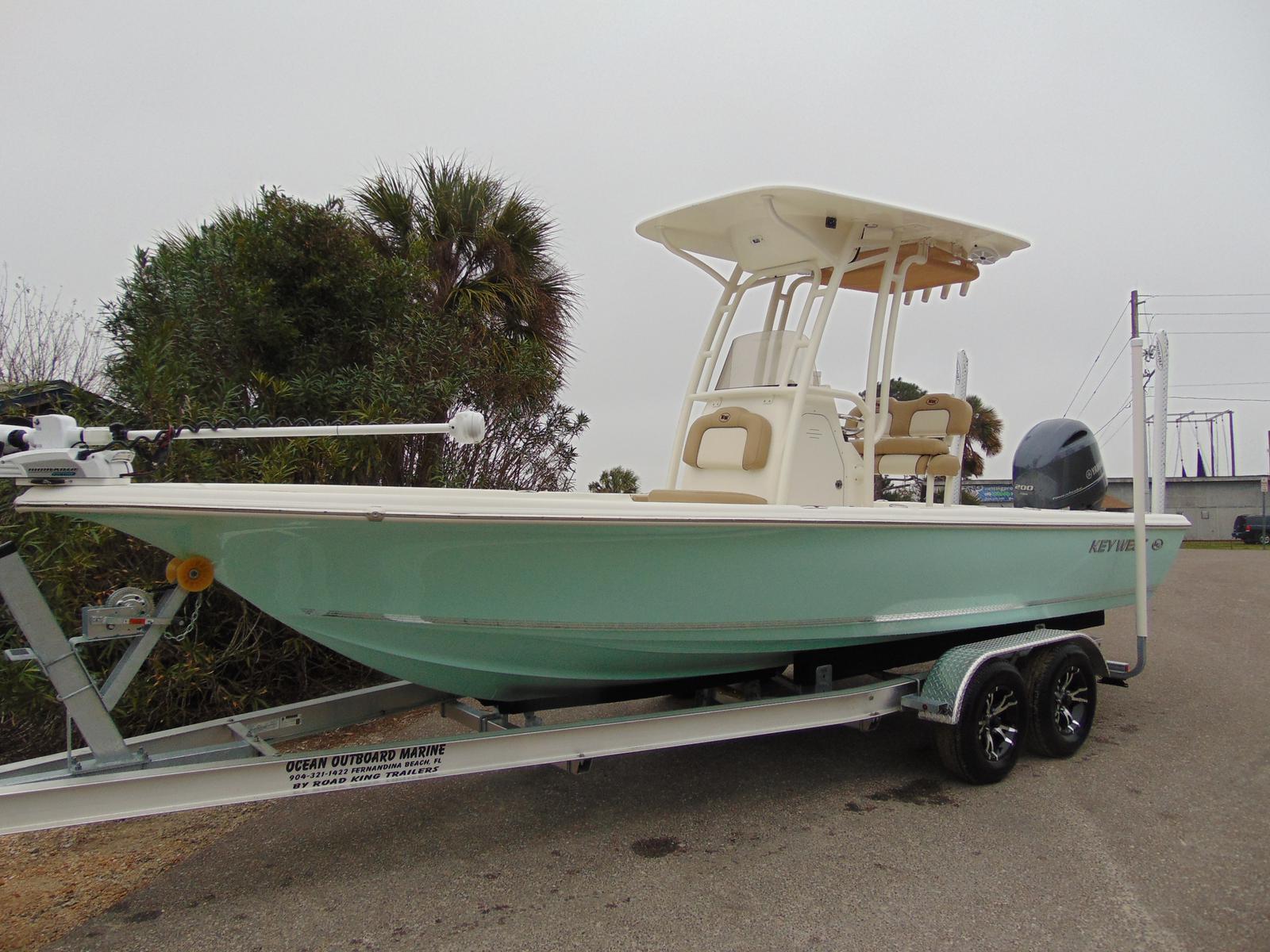 Key West Boats, Inc. 230 Bay Reef