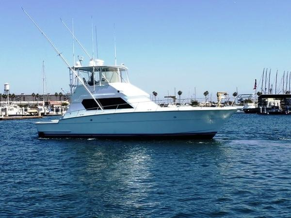 Hatteras 48 Sport Fisherman Convertible