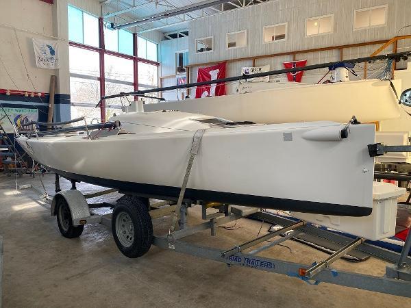 J Boats J/70 USA 216