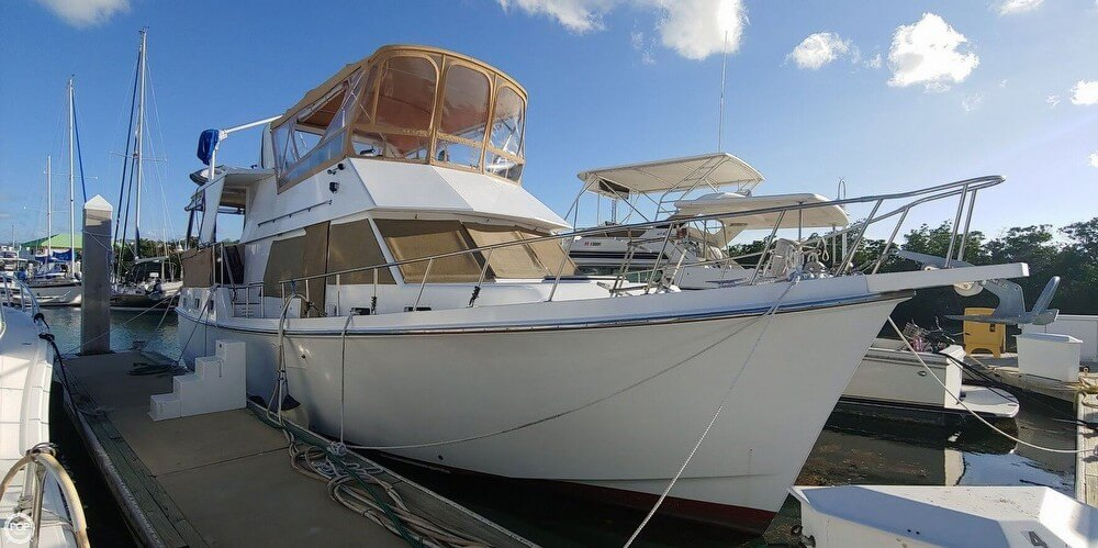 Marine Trader 47 Tradewinds 1985 Marine Trader 47 Tradewinds for sale in Key West, FL