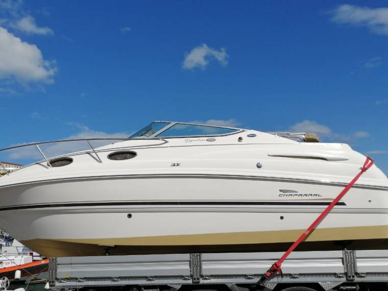 Chaparral Boats Chaparral Signature 260