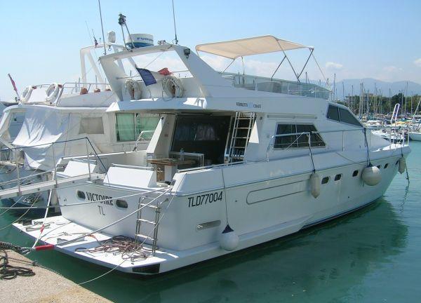 Ferretti Yachts 52' S Photo 1