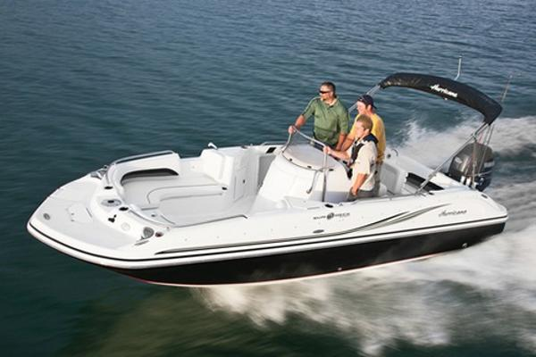Hurricane SunDeck Sport 211 OB Manufacturer Provided Image