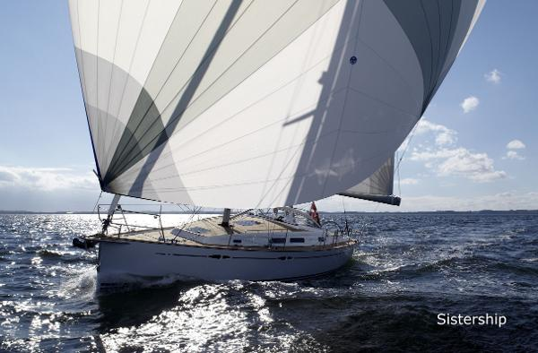 X-Yachts Xc 38 Xc 38 Sistership under sail