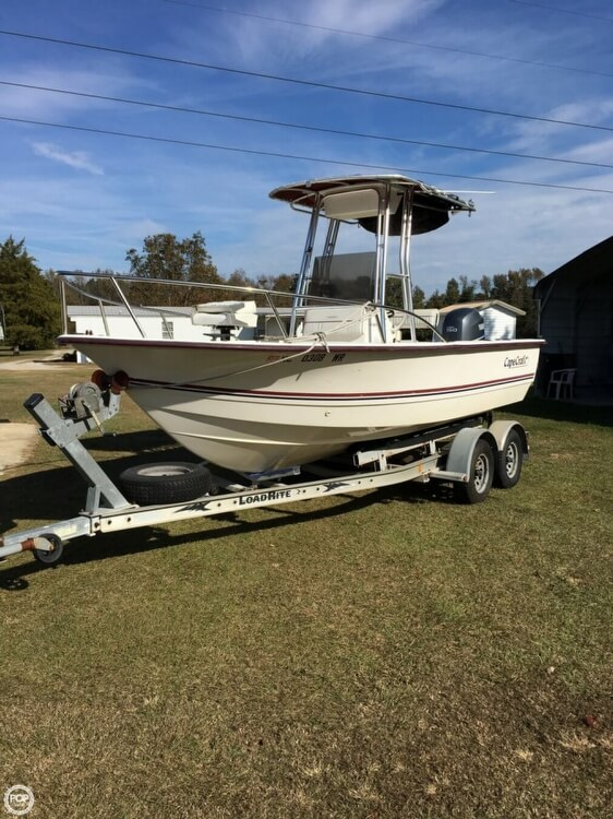 Cape Craft 19cc 2001 Cape Craft 19cc for sale in La Grange, NC
