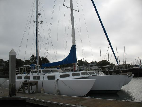 Cross Trimaran