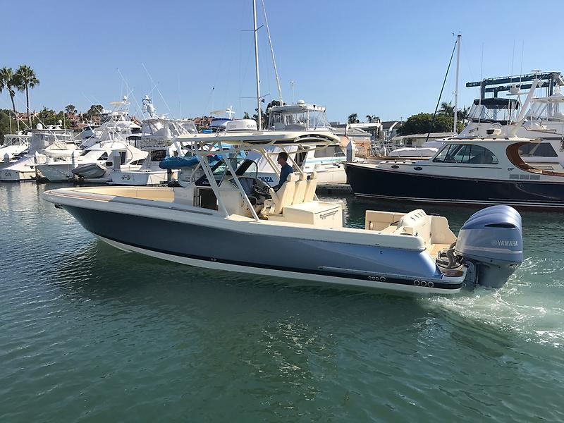Chris-Craft Catalina 34 IMG_5379.JPG