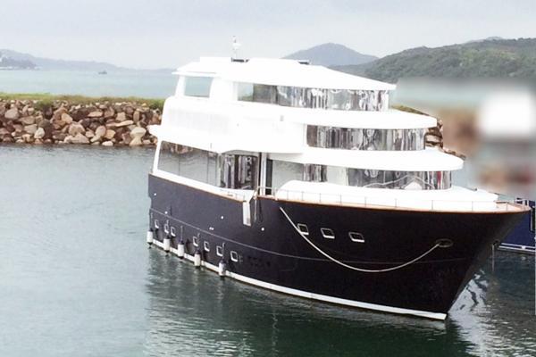 Bondway Cruiser Flybridge 71