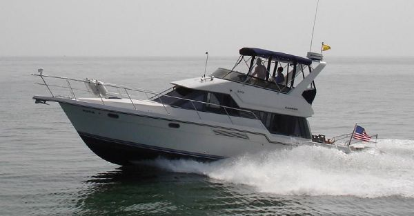 Carver 370 Voyager - Fresh Water (JSS)