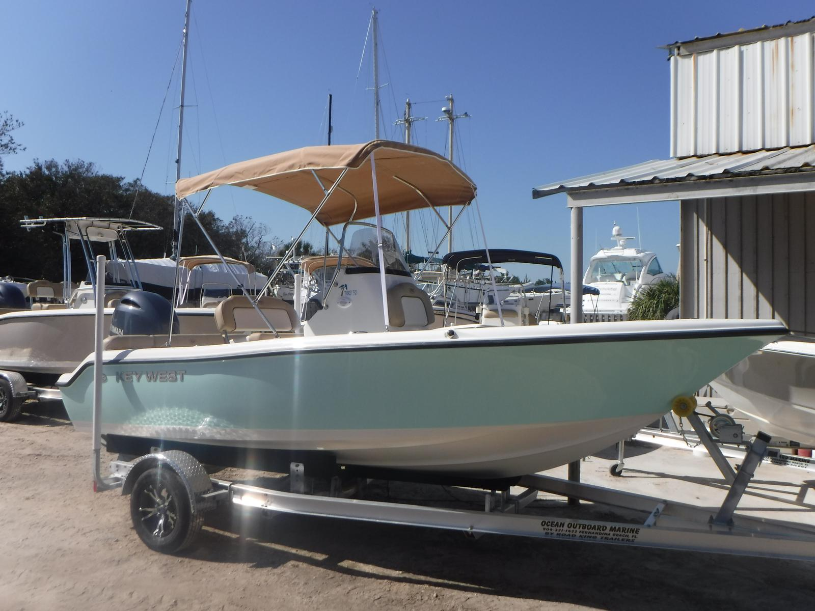Key West Boats, Inc. 189 FS
