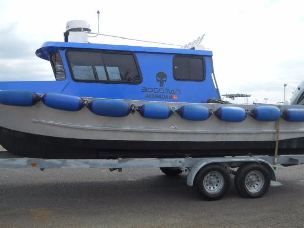 Custom Sitka Alaskan Sitka
