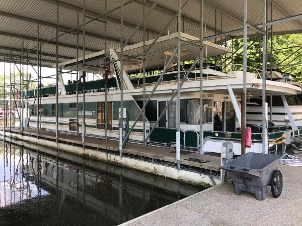 Stardust Cruisers 80 x 18 Houseboat