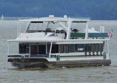 Stardust Cruisers 80 x 18 Houseboat