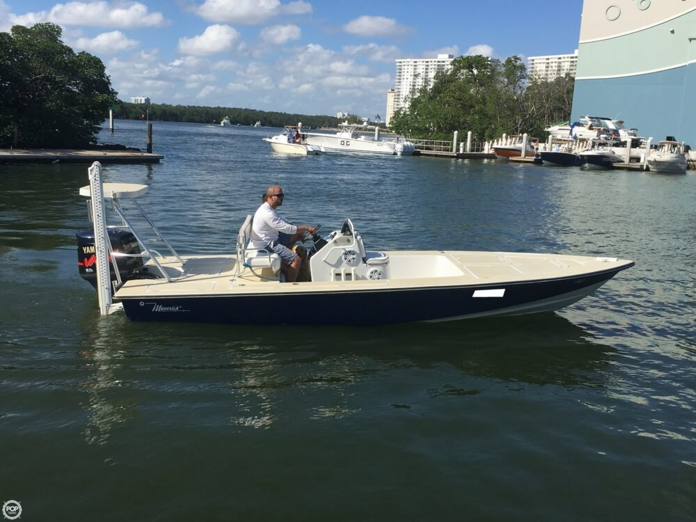 Maverick 21 Master Angler 2002 Maverick Master Angler 21 for sale in Opa-locka, FL