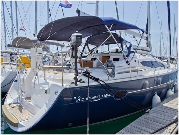 Elan Boats 434