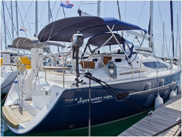 Elan Boats 434 Impression