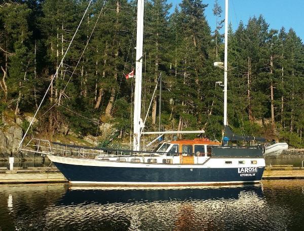 Nauticat by Siltala NC-44 La Rose - Nauticat 44