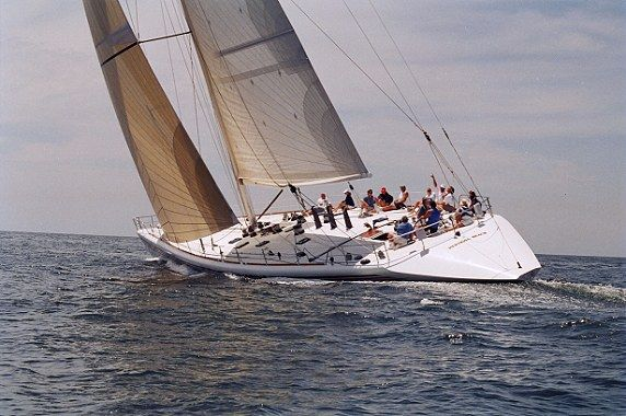 CUSTOM MEGA SLOOP Performance Cruiser Photo 1