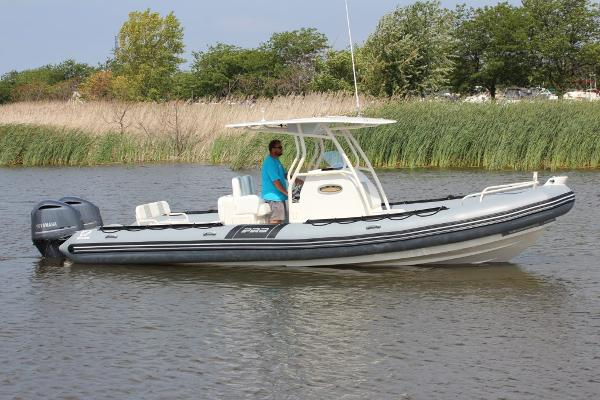 Zodiac Pro Open 850 Optimum NEO Twin 250hp DEC In Stock