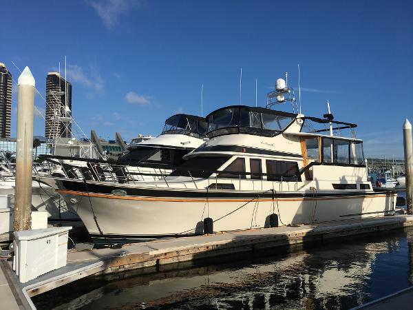 Californian 56ft CPMY