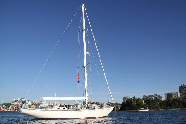 Islander Yachts Islander 55