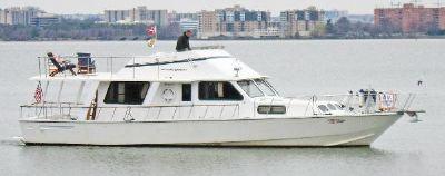 Kenner Suwanee Flybridge Cruiser