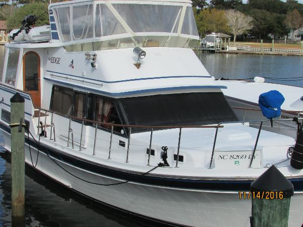 Bestway 44 Trawler MY