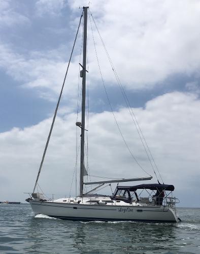 Catalina 400 MkII