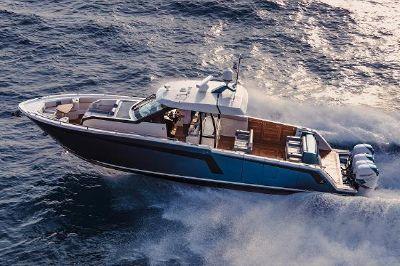 Ocean Alexander 45 Divergence Sport