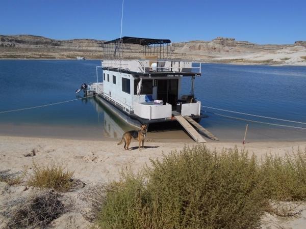 Boatel Houseboat