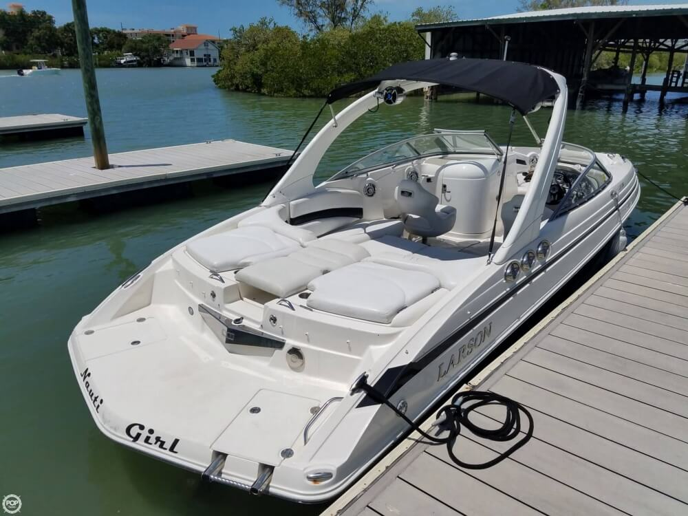 Larson LXi 288 2009 Larson 288 LXI for sale in Largo, FL