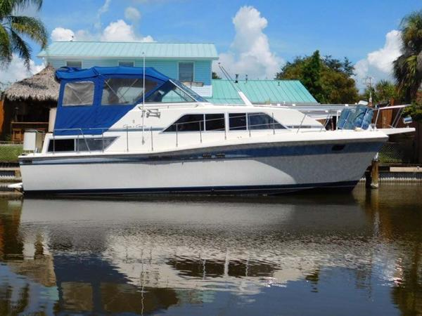 Chris-Craft CATALINA 380 Profile