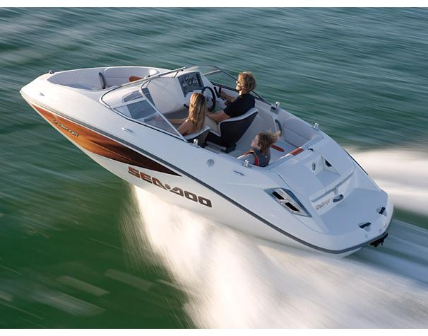 Sea-Doo 180 Challenger Manufacturer Provided Image