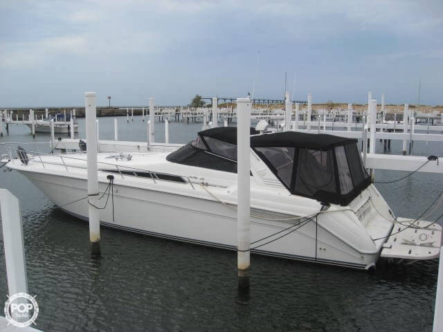 Sea Ray 480 Sundancer 1991 Sea Ray 480 Sundancer for sale in Michigan City, IN