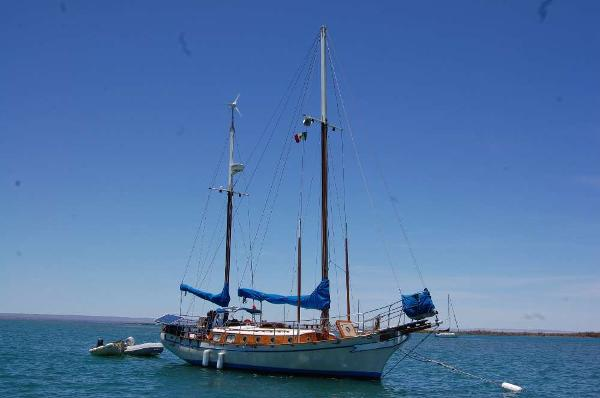 Formosa 36 Tiger Ketch