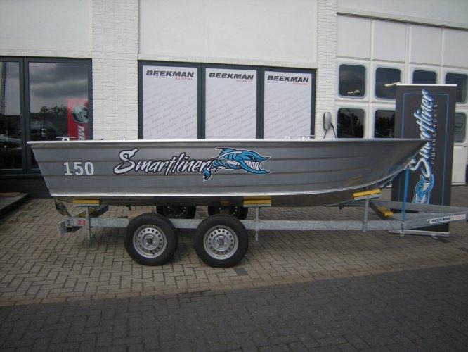 Smartliner 150 Aluminium Classic