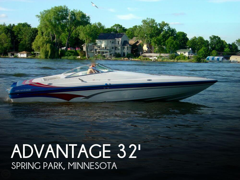 Advantage Boats 32 Victory 2001 Advantage 32 Victory for sale in Spring Park, MN