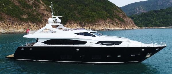 Sunseeker 30M Yacht Sunseeker 30