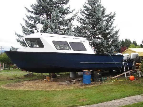 Custom Passenger, Crew Boat