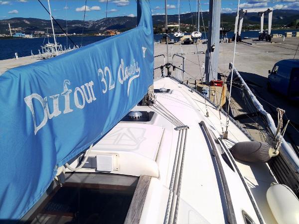 Dufour 32 Classic
