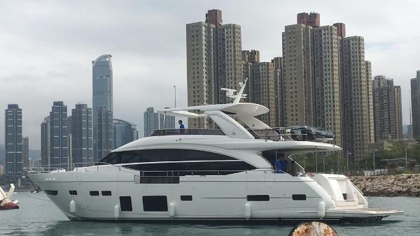 Princess 75 Motor Yacht Y75