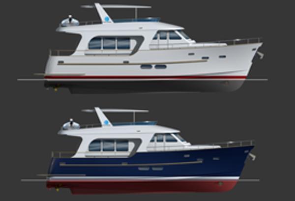Explorer Motor Yachts 58