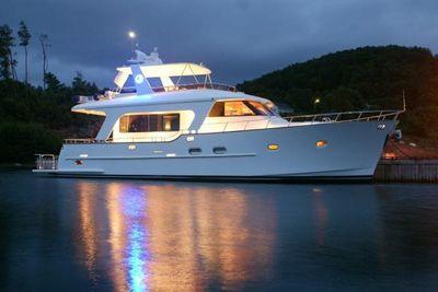 Explorer Motor Yachts 58 Pilot House