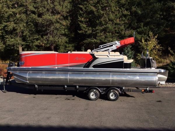 Avalon LSZ Cruise Rear Bench 22'