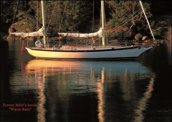Custom Bruce King 44' Ketch