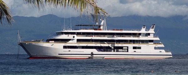 Custom Catamaran Cruise Ship