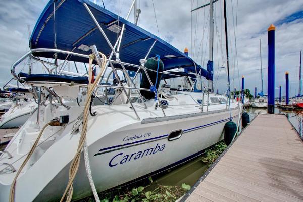 Catalina 470