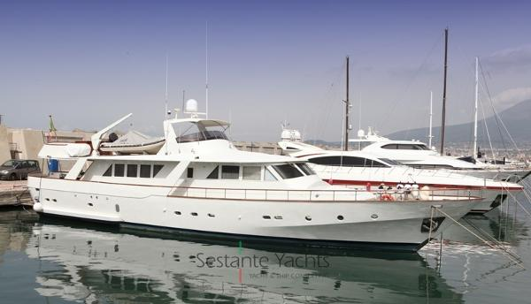 CRN 30mt Hathor Classic Yacht HATHOR -  Main
